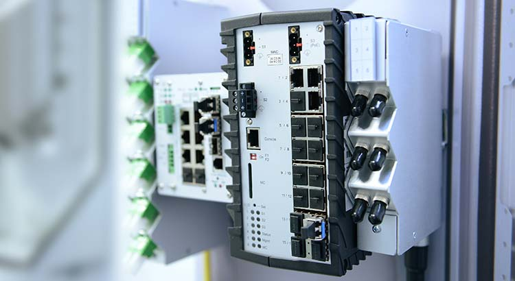 Ethernet Switchsysteme