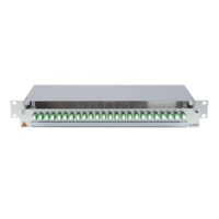 906269 - CCM SpiderLINE Patchpanel 1HE Alu