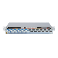 906310 - CCM Patchpanel 1HE Alu