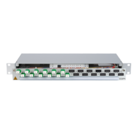 906336 - CCM Patchpanel 1HE Alu