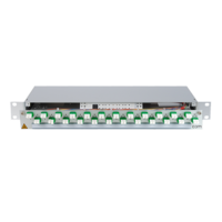 906340 - CCM Patchpanel 1HE Alu