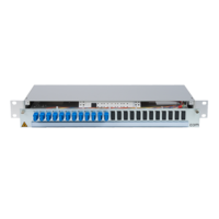 906420 - CCM Patchpanel 1HE Alu