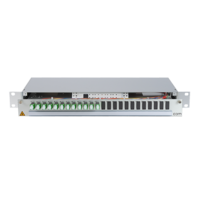906281 - CCM Patchpanel 1HE Alu