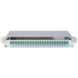 922840 - CCM SpiderLINE Patchpanel 1HE Alu PRO