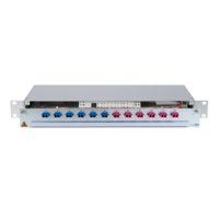 925615 - CCM Patchpanel 1HE Alu PRO