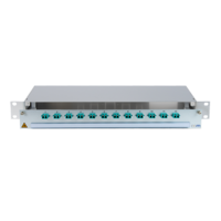 937954 - CCM SpiderLINE Patchpanel 1HE Alu PRO
