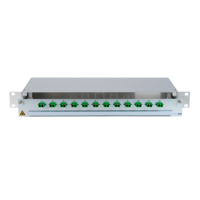 940231 - CCM SpiderLINE Patchpanel 1HE Alu PRO