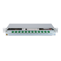 940481 - CCM Patchpanel 1HE Alu PRO