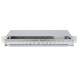 945551 - CCM SpiderLINE Patchpanel 1HE Alu PRO