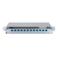 945509 - CCM SpiderLINE Patchpanel 1HE Alu PRO