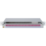 947539 - CCM SpiderLINE Patchpanel 1HE Alu PRO