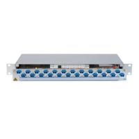 950755 - CCM Patchpanel 1HE Alu PRO