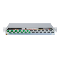 950757 - CCM Patchpanel 1HE Alu PRO