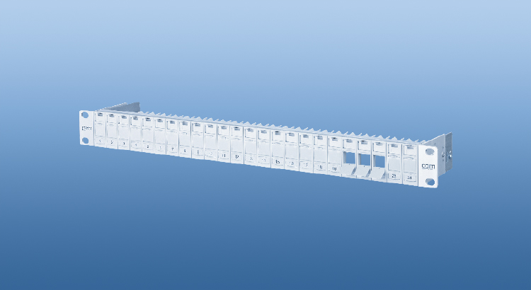 Patchpanel 19''