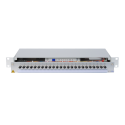901291 - CCM Patchpanel 1HE Alu PRO