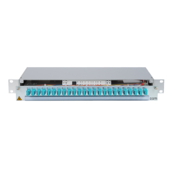 906472 - CCM Patchpanel 1HE Alu