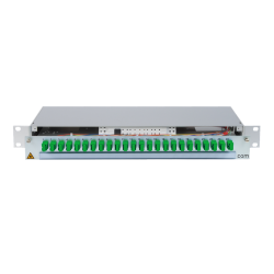 906450 - CCM Patchpanel 1HE Alu