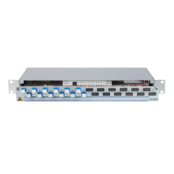 906308 - CCM Patchpanel 1HE Alu
