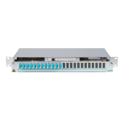 906470 - CCM Patchpanel 1HE Alu