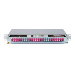 906494 - CCM Patchpanel 1HE Alu