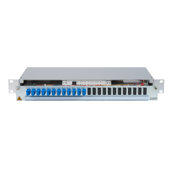 906426 - CCM Patchpanel 1HE Alu