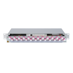 906396 - CCM Patchpanel 1HE Alu