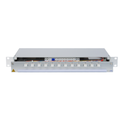907228 - CCM Patchpanel 1HE Alu PRO