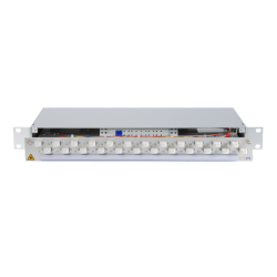 907241 - CCM Patchpanel 1HE Alu PRO