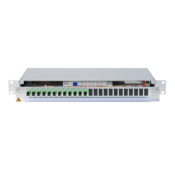 939000 - CCM Patchpanel 1HE Alu PRO
