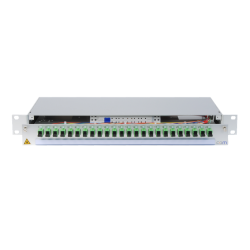 939001 - CCM Patchpanel 1HE Alu PRO