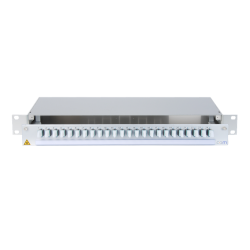 943745 - CCM SpiderLINE Patchpanel 1HE Alu PRO