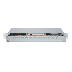 943276 - CCM Patchpanel 1HE Alu PRO