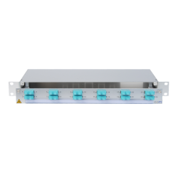 947548 - CCM SpiderLINE Patchpanel 1HE Alu PRO