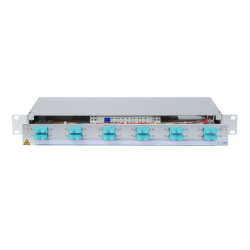 950776 - CCM Patchpanel 1HE Alu PRO