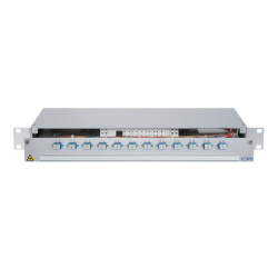 950754 - CCM Patchpanel 1HE Alu PRO