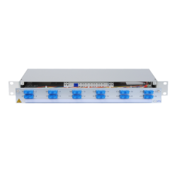 950780 - CCM Patchpanel 1HE Alu PRO