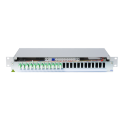 950734 - CCM Patchpanel 1HE Alu PRO