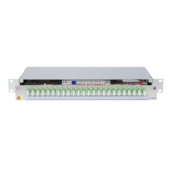 950735 - CCM Patchpanel 1HE Alu PRO