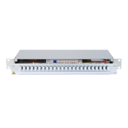 950732 - CCM Patchpanel 1HE Alu PRO
