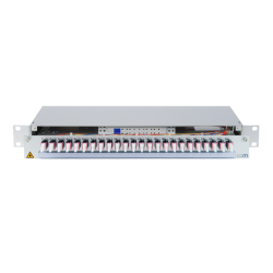 950758 - CCM Patchpanel 1HE Alu PRO