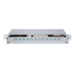 950752 - CCM Patchpanel 1HE Alu PRO