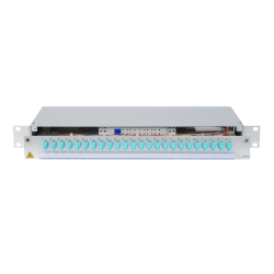 950765 - CCM Patchpanel 1HE Alu PRO