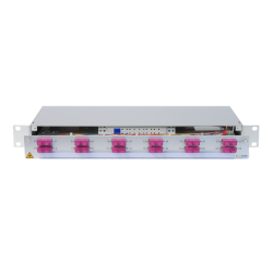 950773 - CCM Patchpanel 1HE Alu PRO