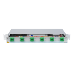 950784 - CCM Patchpanel 1HE Alu PRO