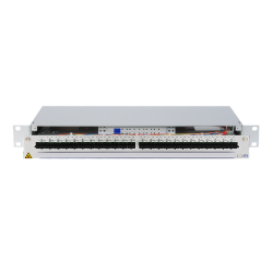 950737 - CCM Patchpanel 1HE Alu PRO